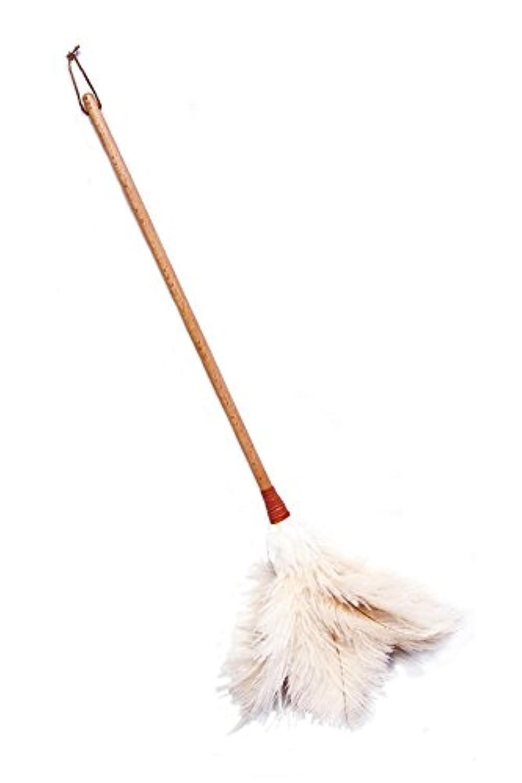 【ノーブランド品】 はたき ほこり取り 掃除 羽根 オーストリッチ 日本製 Fuwari Long