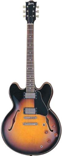 BURNY RSA-65 BS エレキギター