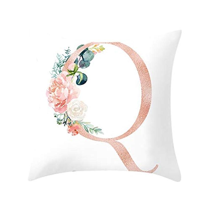 追い払うみなさん策定するLIFE 装飾クッションソファ手紙枕アルファベットクッション印刷ソファ家の装飾の花枕 coussin decoratif クッション 椅子