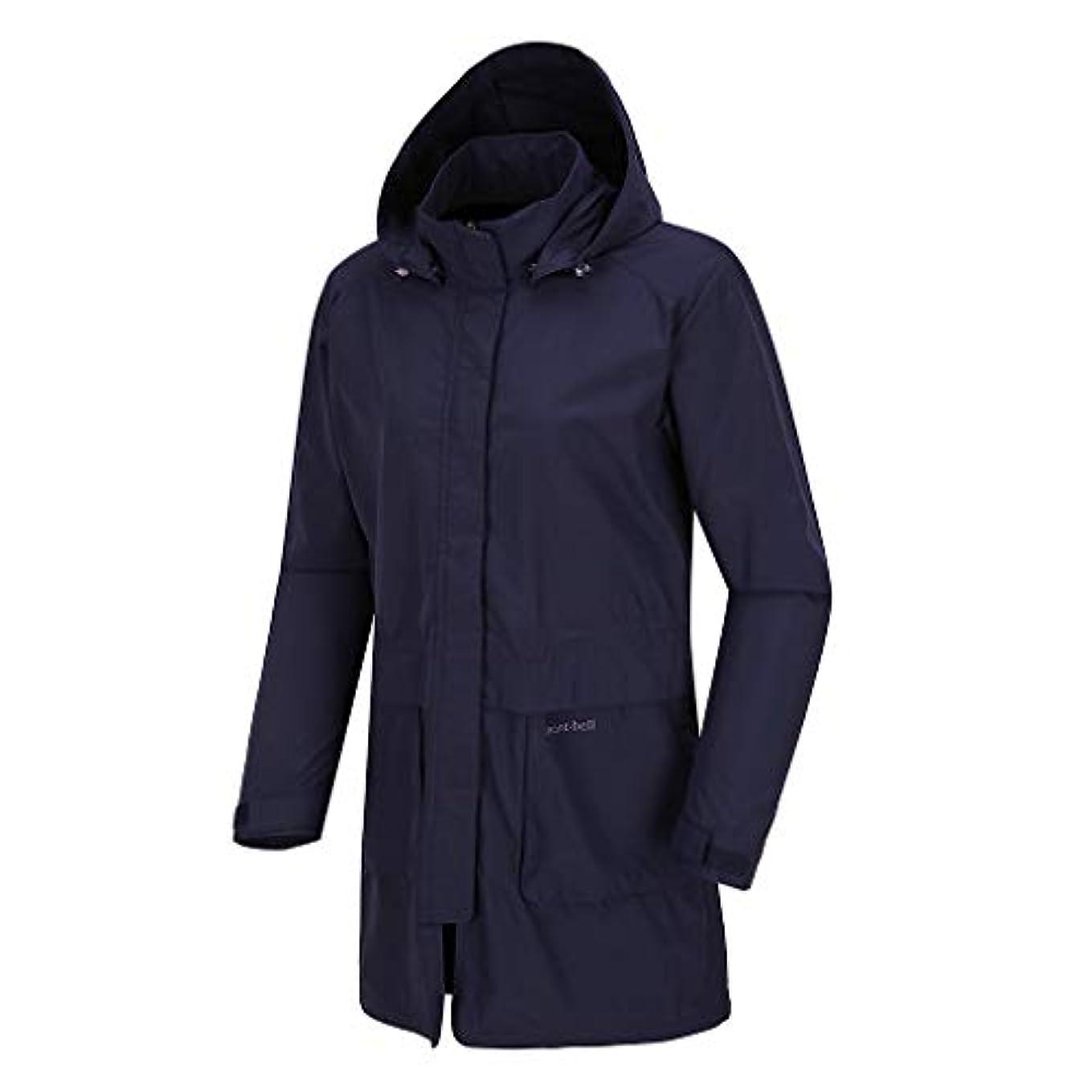 戦闘交じる見通し[モンベル] Mont-bell Women`s ELVA WINDSTOPPER Jacket レディーズ ジャケット 防風機能 (並行輸入品)