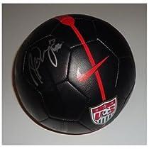 ALEX MORGAN署名* USA * WOMENSサッカーボールW / COAB - サイン入りサッカーボール。