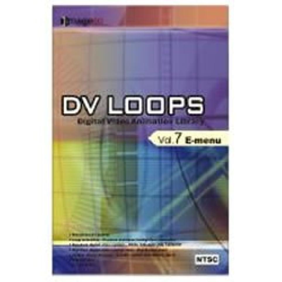 ソフトウェアクスコホームレスDV LOOPS Vol.7 E-メニュー