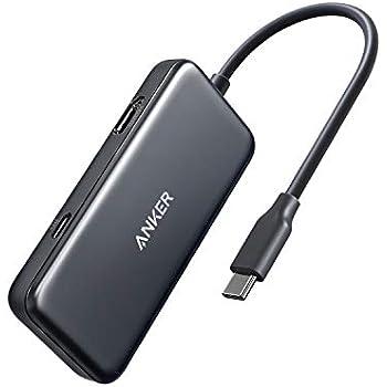 Anker 3-in-1 プレミアム USB-Cハブ【60W Power Delivery対応 / USB-A 3.0 & USB-C & HDMIポート搭載】MacBook Air (2018モデル)、iPad Pro (2018, 11インチ) 他対応