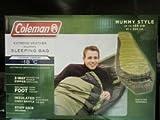 Coleman コールマン 寝袋 EXTREME WEATHER MUMMY マミー型寝袋 -18耐寒