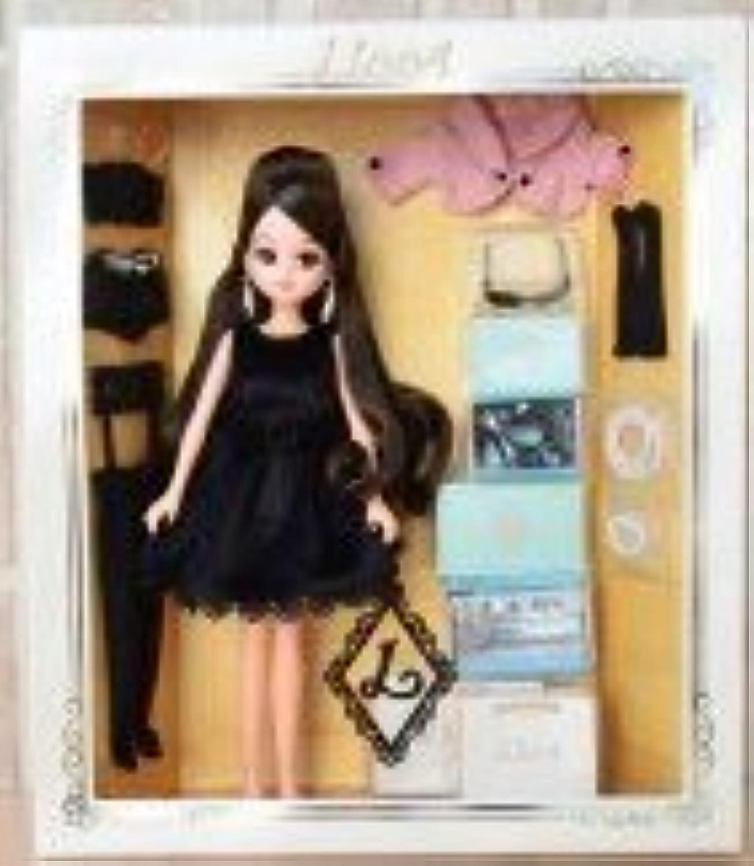 リカ スタイリッシュドールコレクション ブラックショコラドレス