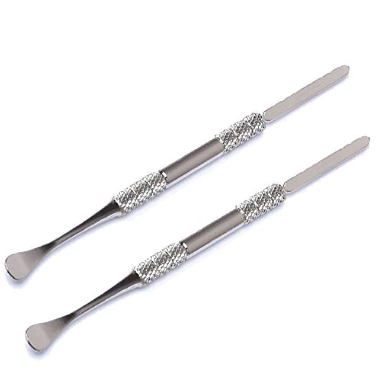 夢主導権立証するBlueBowl 電子タバコ 清掃 金属 綿棒 固まったヤニのかきだしや綿棒で取れない汚れに アイコス iQOS用 メンテナンス クリーン キット 新型 クリーニングスティック BW-036S (2本セット)