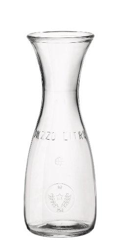 Bormioli Rocco (ボルミオリ・ロッコ) ミズラ カラフェ(ガラス製) 500cc ≪ デカンタ ≫ 1.84169