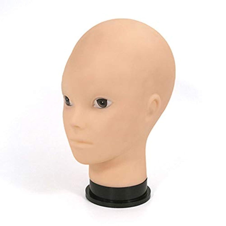 ベル靴物質モデルヘッドモードdげ頭ダミーモデルヘッドシミュレーションヘッドウィッグハットスカーフディスプレイ小道具