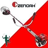 ゼノア ジュラルミン刈払機 BCZ271ST-GW-EZ STレバー両手ハンドル