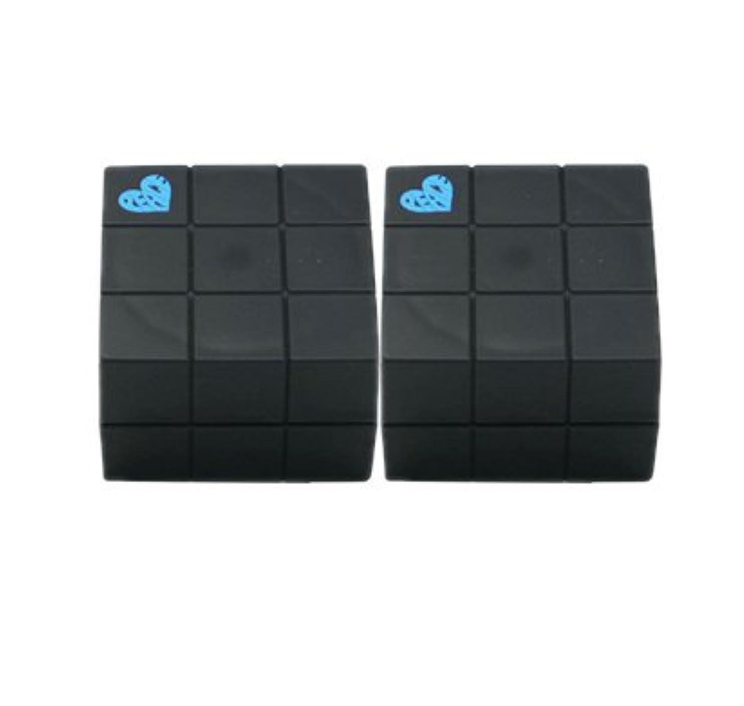 言語学シンカンモバイル【X2個セット】 アリミノ ピース プロデザインシリーズ フリーズキープワックス ブラック 40g