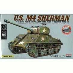 1/50 リモコンタンク No.3 M4シャーマン