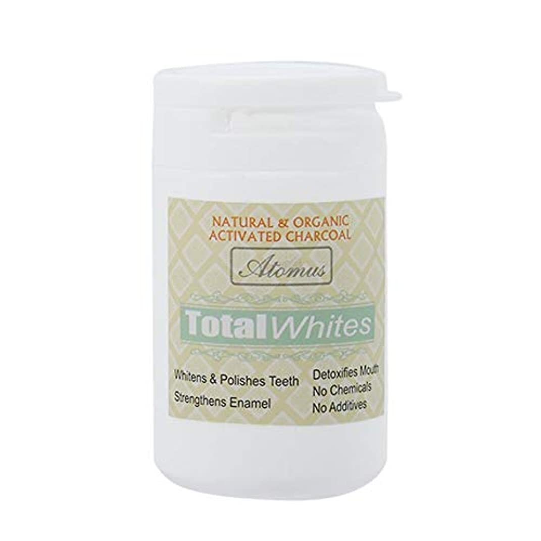 美容師部分罰歯のホワイトニングパウダー、活性炭の歯のホワイトナーパウダー - 有機安全で効果的なホワイトナーの解決策 - ホワイトニングの歯とフレッシュな息