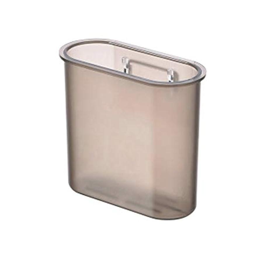セーブ処分した可動式TOPBATHY 歯ブラシのホールダーの壁の歯ブラシおよび浴室のための歯磨き粉の立場
