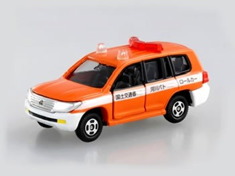 トミカ はたらくトミカ コレクション Vo.2/ランドクルーザー 河川パトロールカー仕様