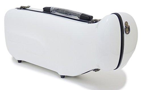 C.C.シャイニーケースII トランペット用ケース CC2-TP-WH ホワイト