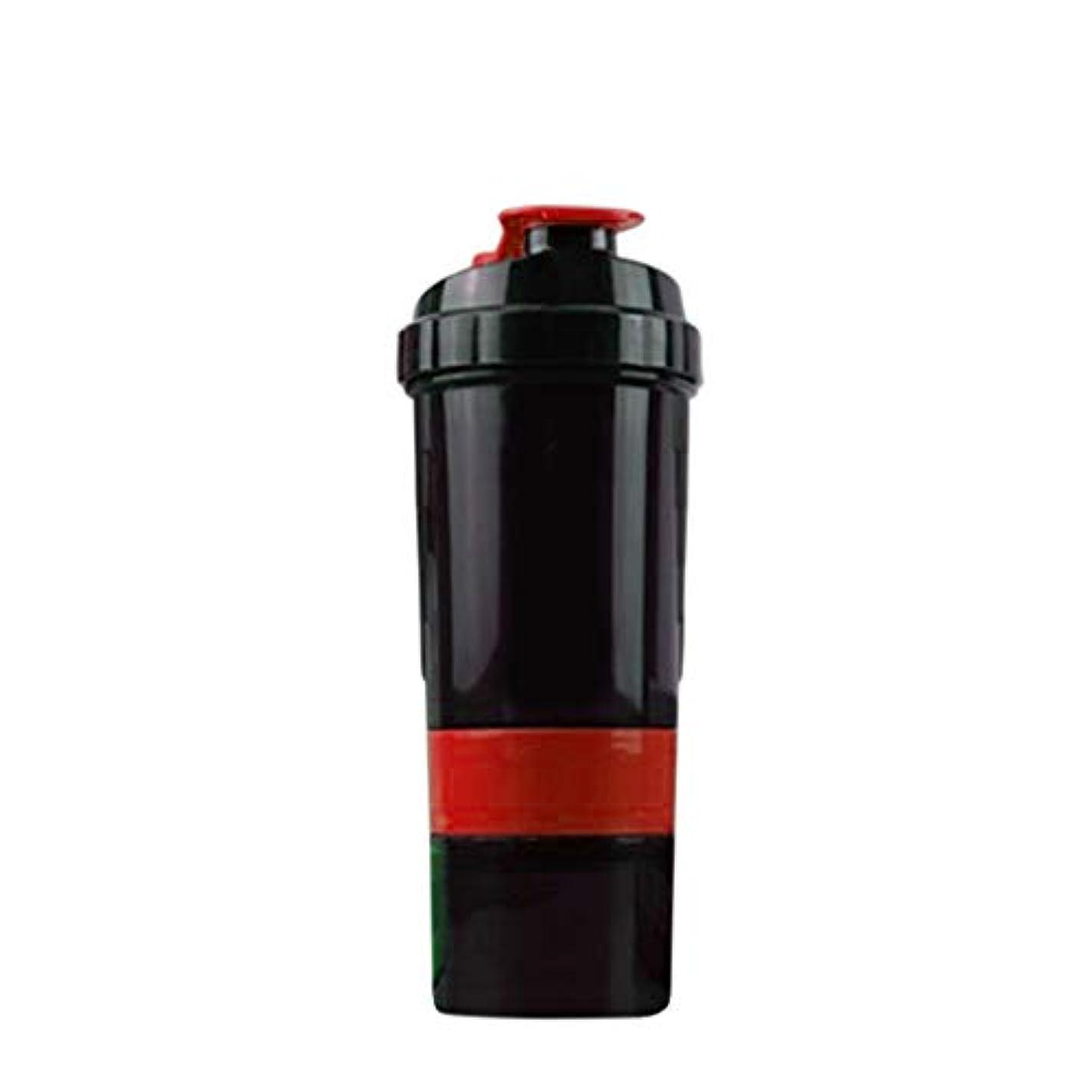 全部メイエラジャンク【LORIA?JP品】 Pro プロテインシェイカー 500ml 多機能 シェーカーボトル レッド