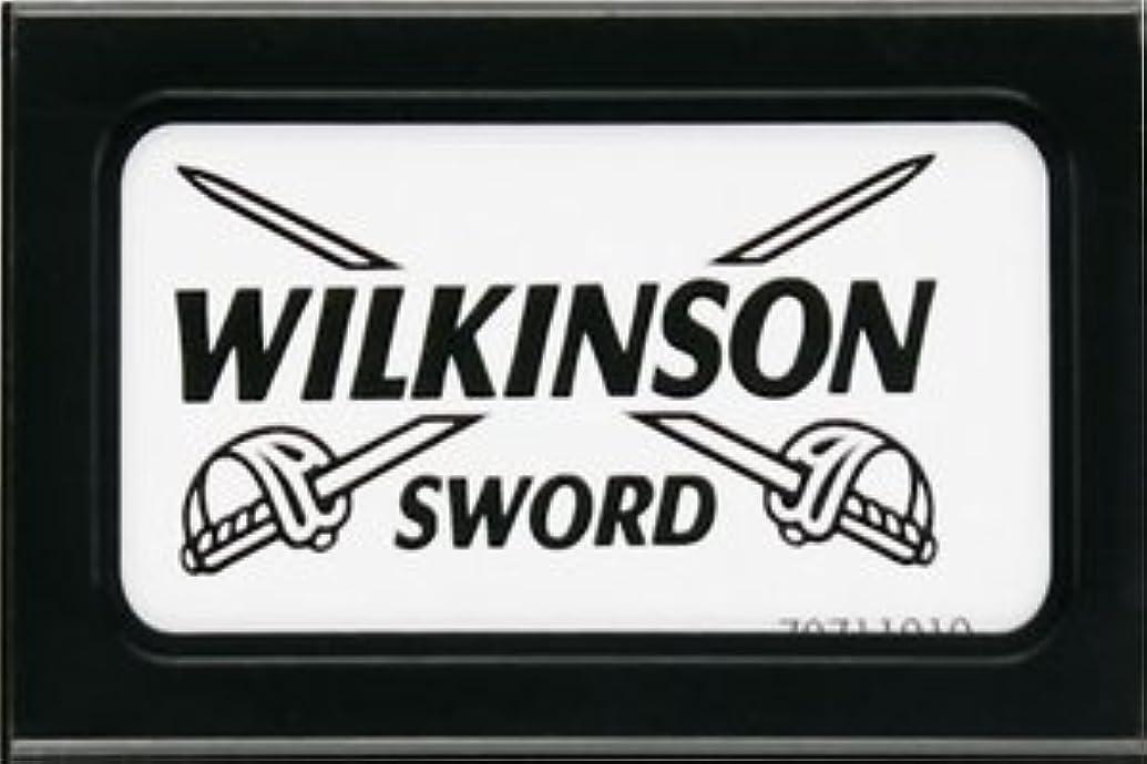 ダニ状ジュラシックパークWilkinson Sword (Germany) 両刃替刃 5枚入り(5枚入り1 個セット)【並行輸入品】