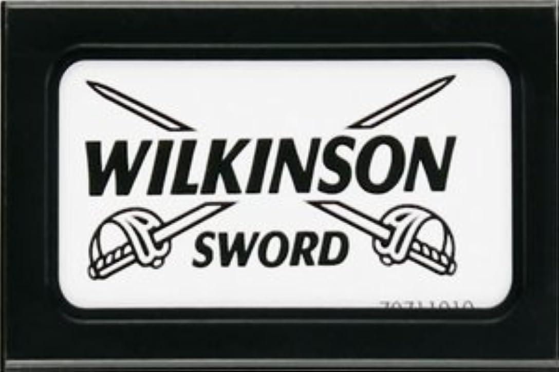 ピルファー分類キモいWilkinson Sword (Germany) 両刃替刃 5枚入り(5枚入り1 個セット)【並行輸入品】