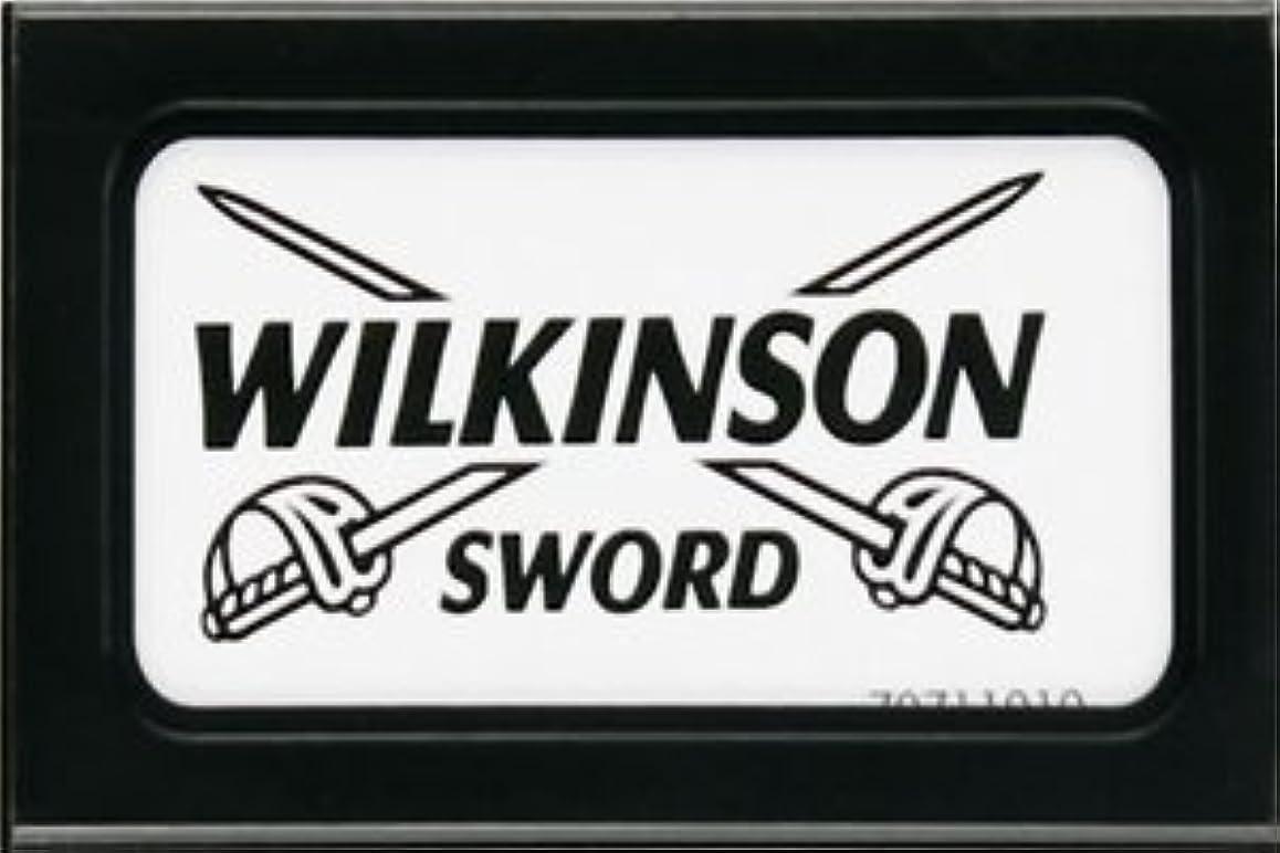 同等の霜アルコールWilkinson Sword (Germany) 両刃替刃 5枚入り(5枚入り1 個セット)【並行輸入品】