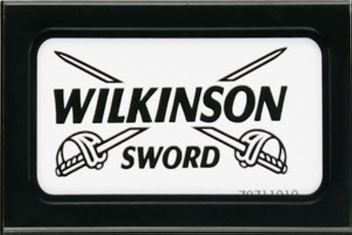 妨げるプレゼンター避難Wilkinson Sword (Germany) 両刃替刃 5枚入り(5枚入り1 個セット)【並行輸入品】