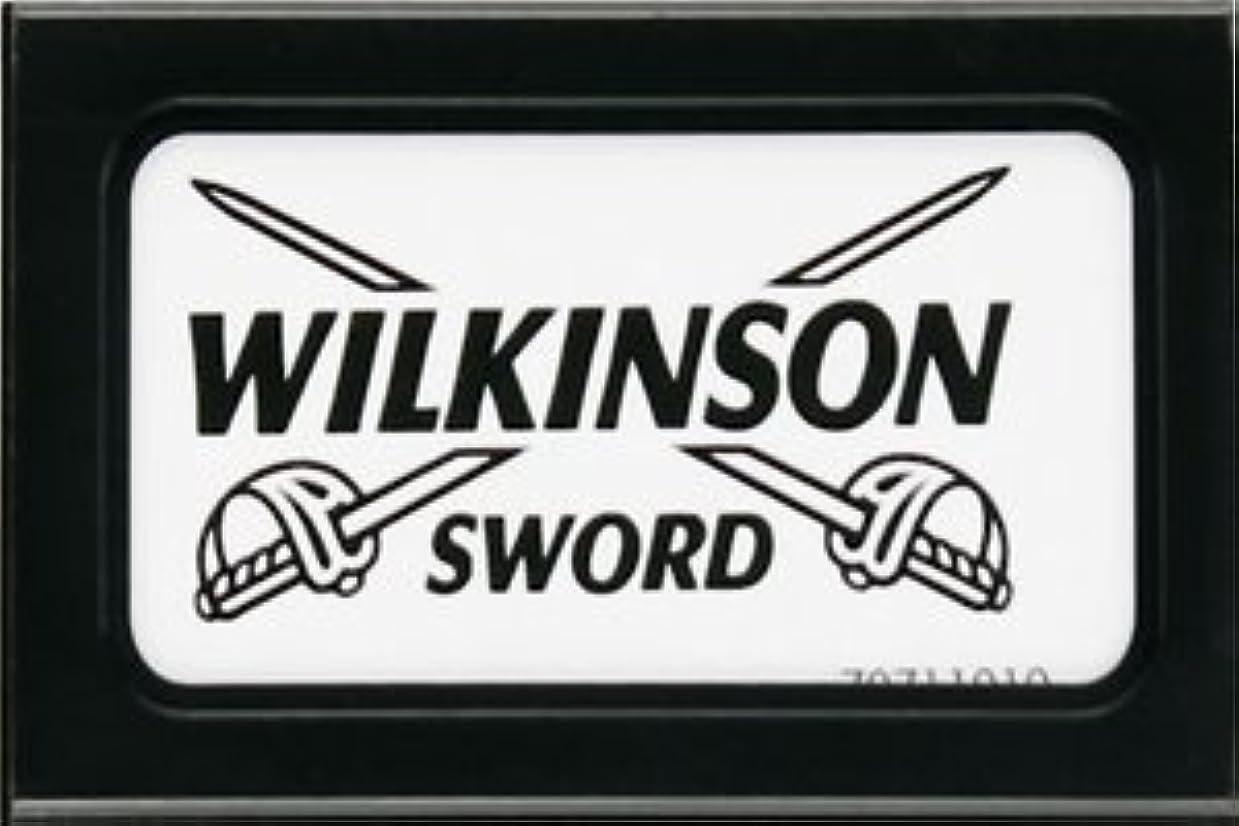 ラダ矢印自宅でWilkinson Sword (Germany) 両刃替刃 5枚入り(5枚入り1 個セット)【並行輸入品】