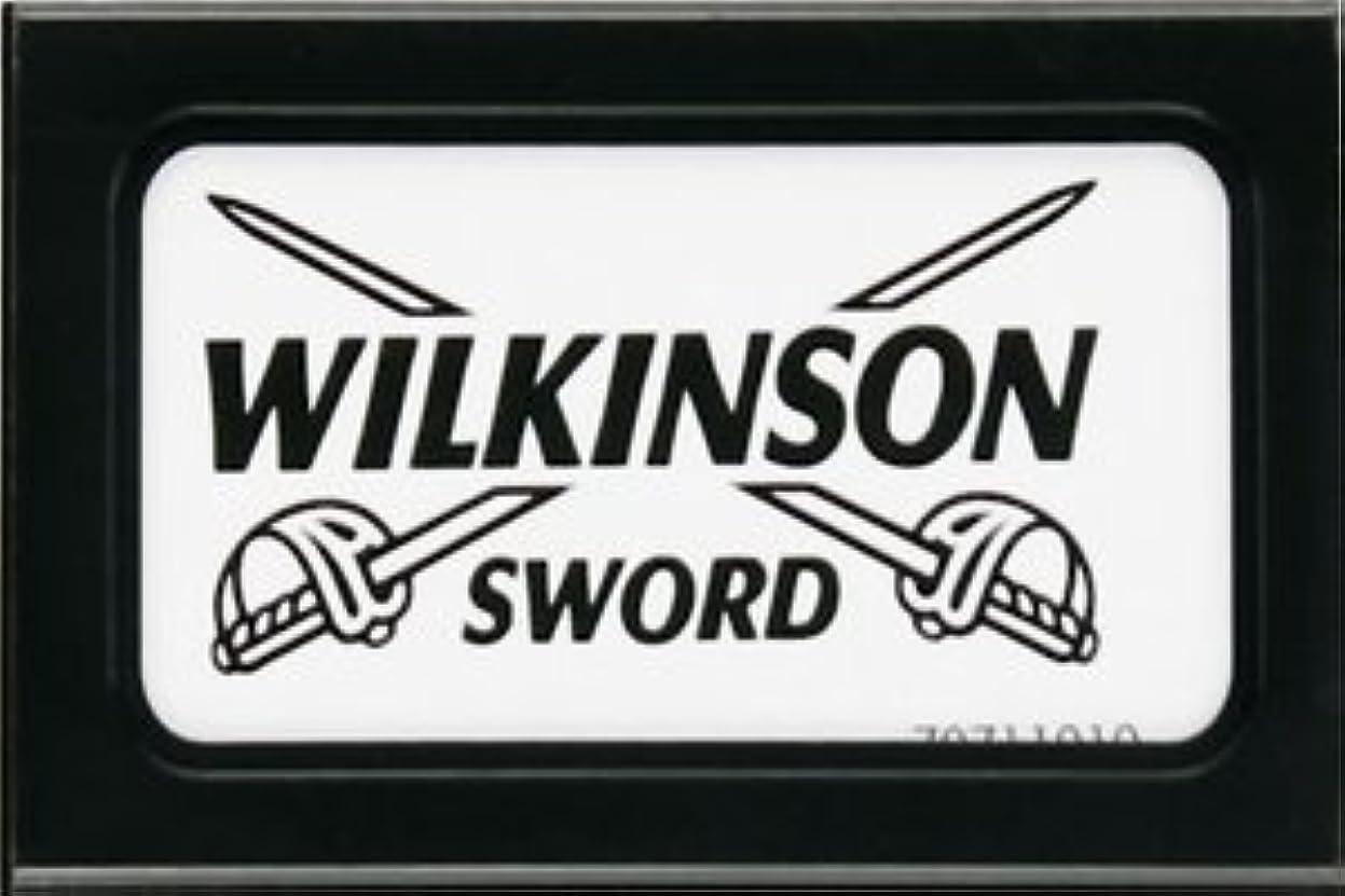 コンパイル範囲拘束するWilkinson Sword (Germany) 両刃替刃 5枚入り(5枚入り1 個セット)【並行輸入品】