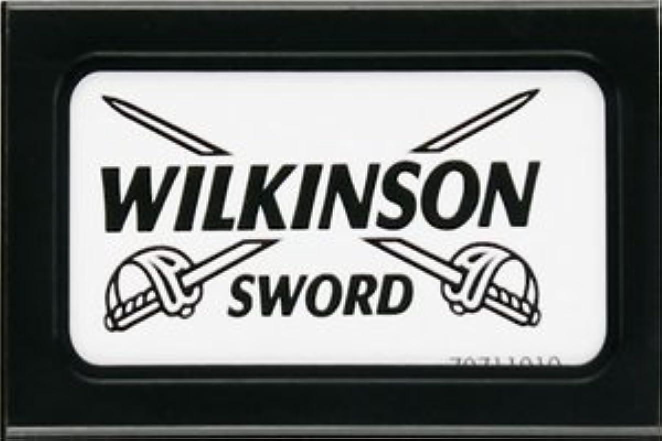 外交肉屋クリークWilkinson Sword (Germany) 両刃替刃 5枚入り(5枚入り1 個セット)【並行輸入品】