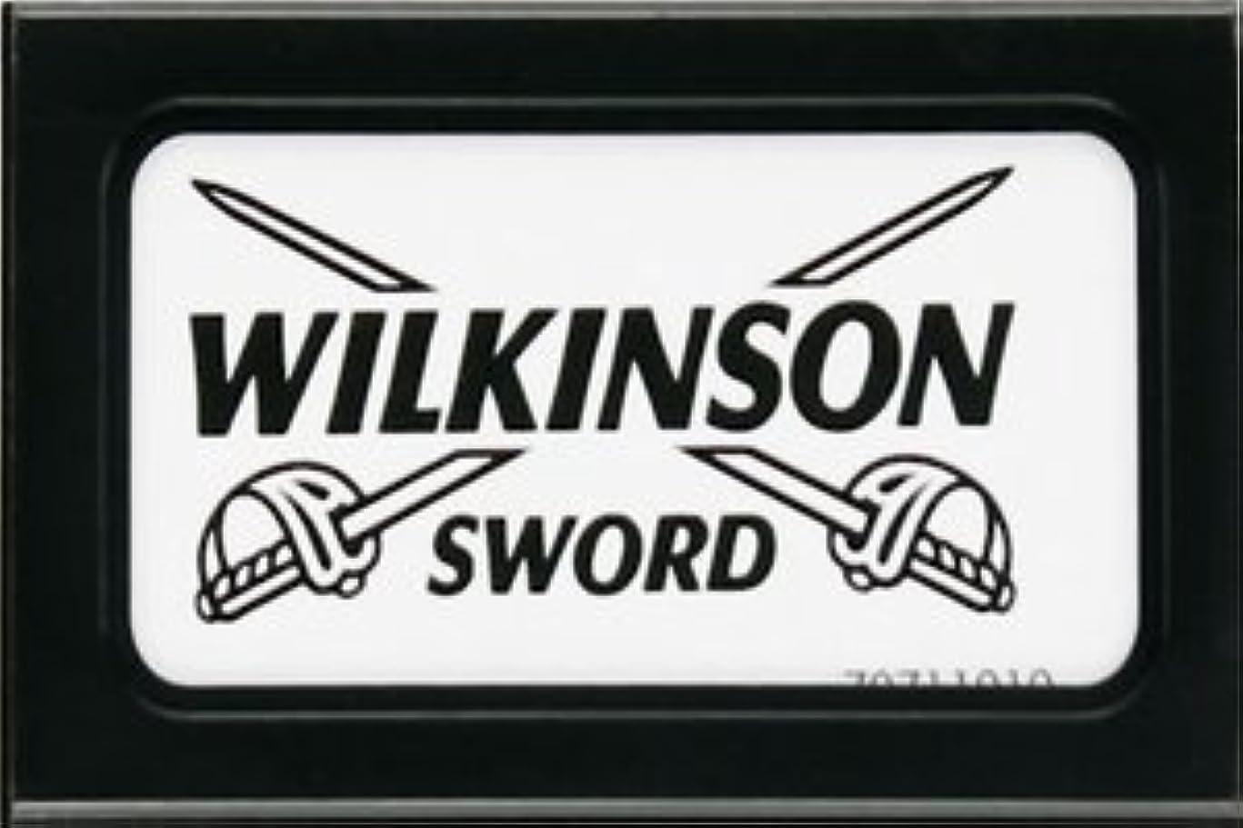 エッセイ検体収容するWilkinson Sword (Germany) 両刃替刃 5枚入り(5枚入り1 個セット)【並行輸入品】