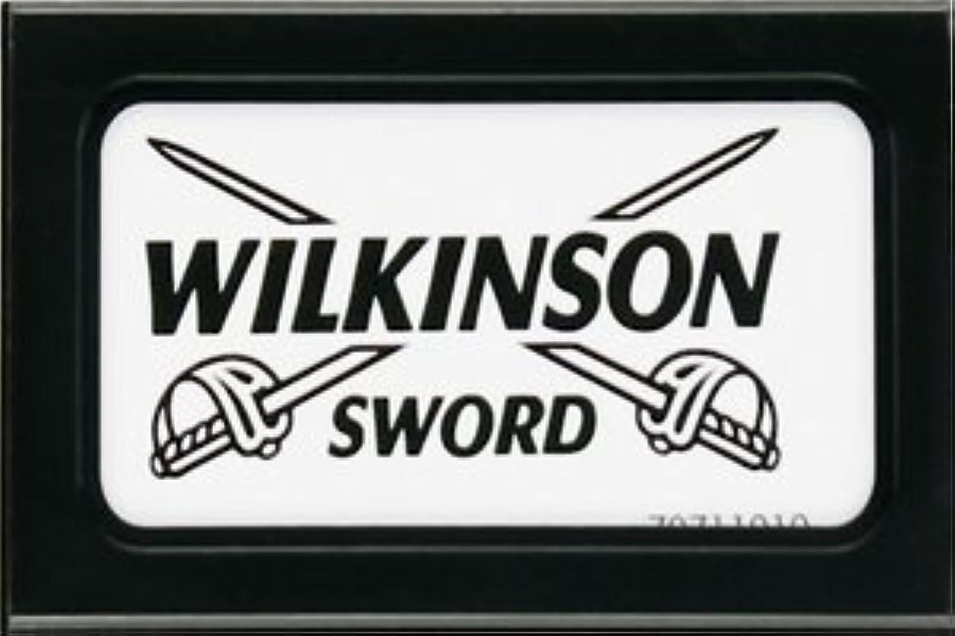 連合最も国内のWilkinson Sword (Germany) 両刃替刃 5枚入り(5枚入り1 個セット)【並行輸入品】