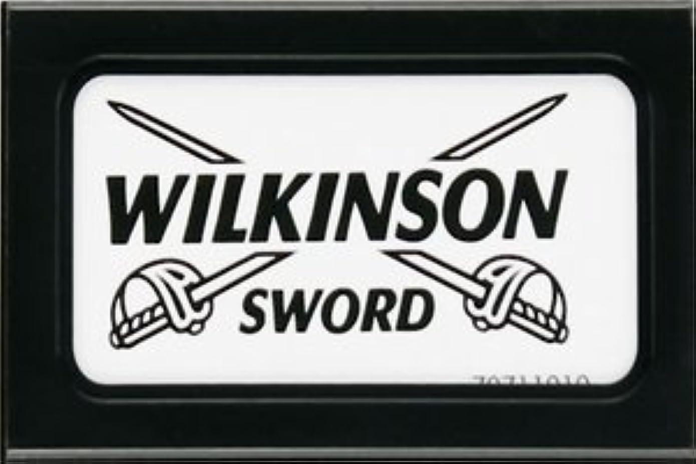 人気のフェロー諸島電報Wilkinson Sword (Germany) 両刃替刃 5枚入り(5枚入り1 個セット)【並行輸入品】