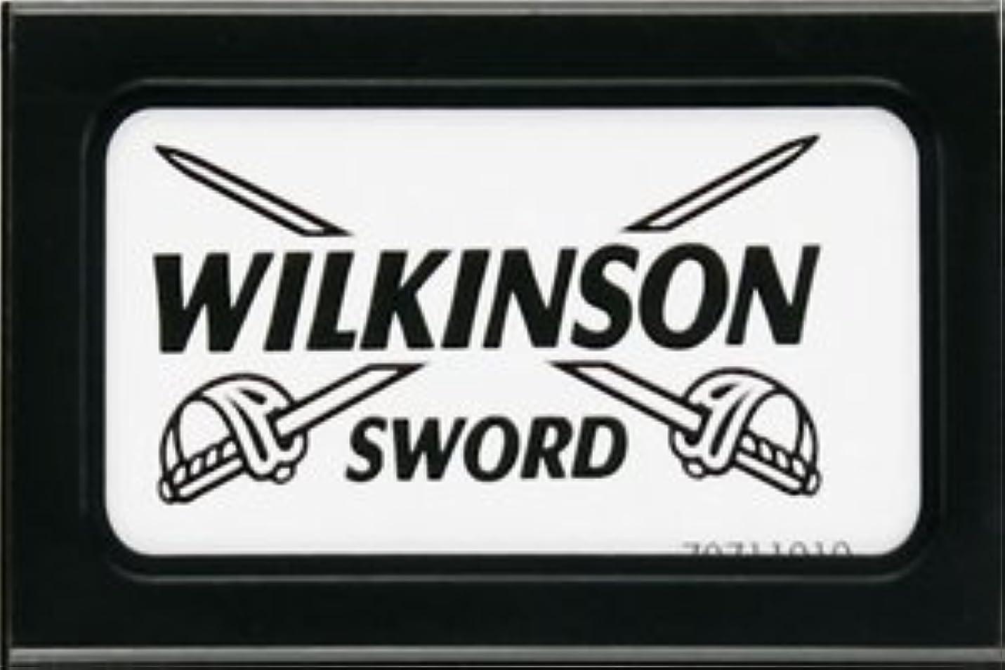 恩恵ドナー印象的Wilkinson Sword (Germany) 両刃替刃 5枚入り(5枚入り1 個セット)【並行輸入品】