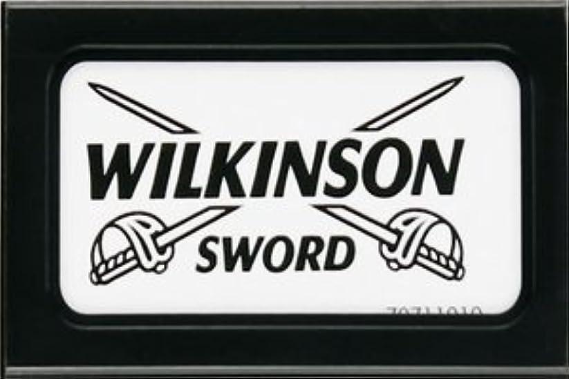 Wilkinson Sword (Germany) 両刃替刃 5枚入り(5枚入り1 個セット)【並行輸入品】