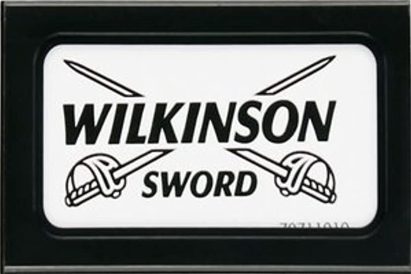 領収書魚動かないWilkinson Sword (Germany) 両刃替刃 5枚入り(5枚入り1 個セット)【並行輸入品】
