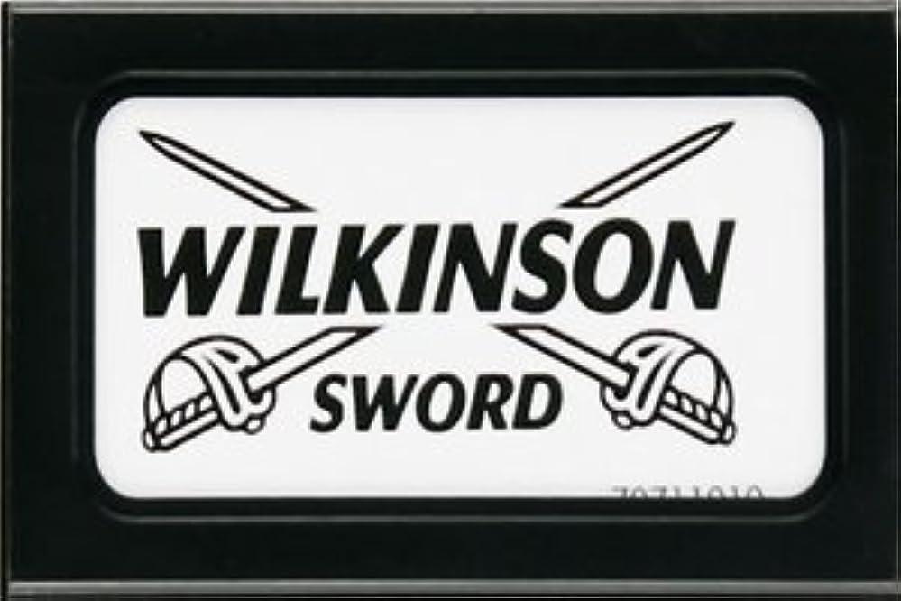 パトロンスカイカプラーWilkinson Sword (Germany) 両刃替刃 5枚入り(5枚入り1 個セット)【並行輸入品】