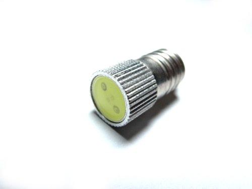 LED 自転車 ダイナモ 電球 6V 代替球 1WLED使用...