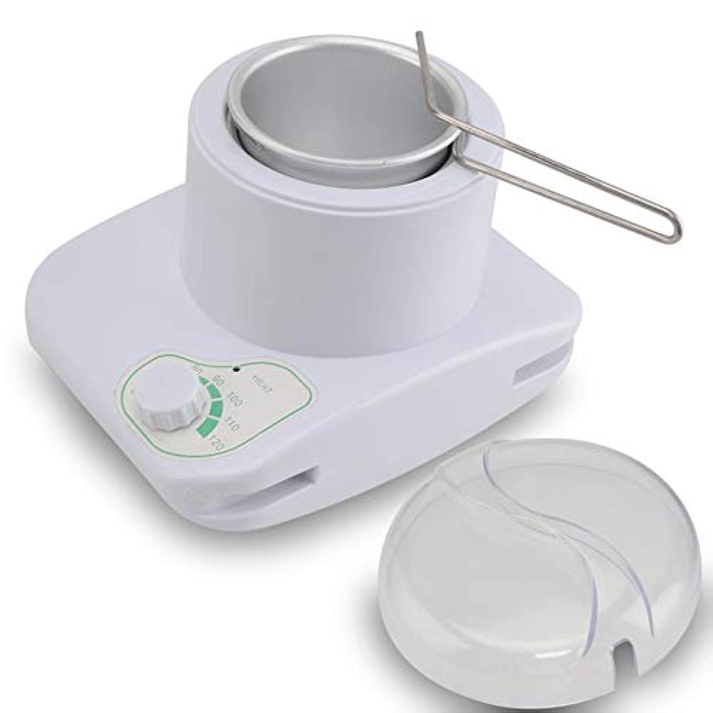 前件補足排除する脱毛のための温度制御室のためのワックス脱毛ワックスヒーターパラフィンヒーターを加熱する電気ワックスマシン