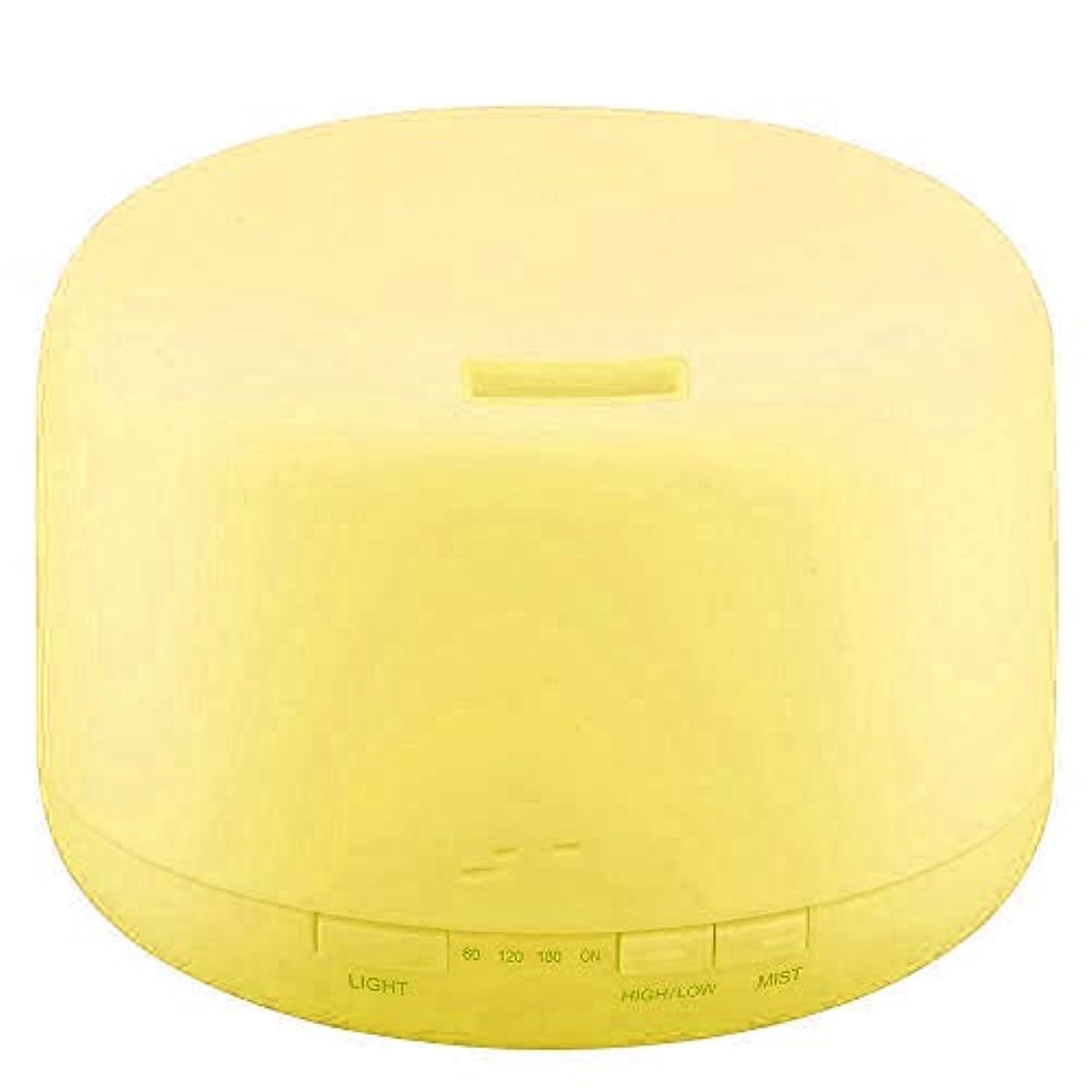引き渡すスローガン化合物URPOWER 300 ml Aromatherapy Essential Oil Diffuser with 4タイマー設定とWaterless自動遮断 300ml OD13