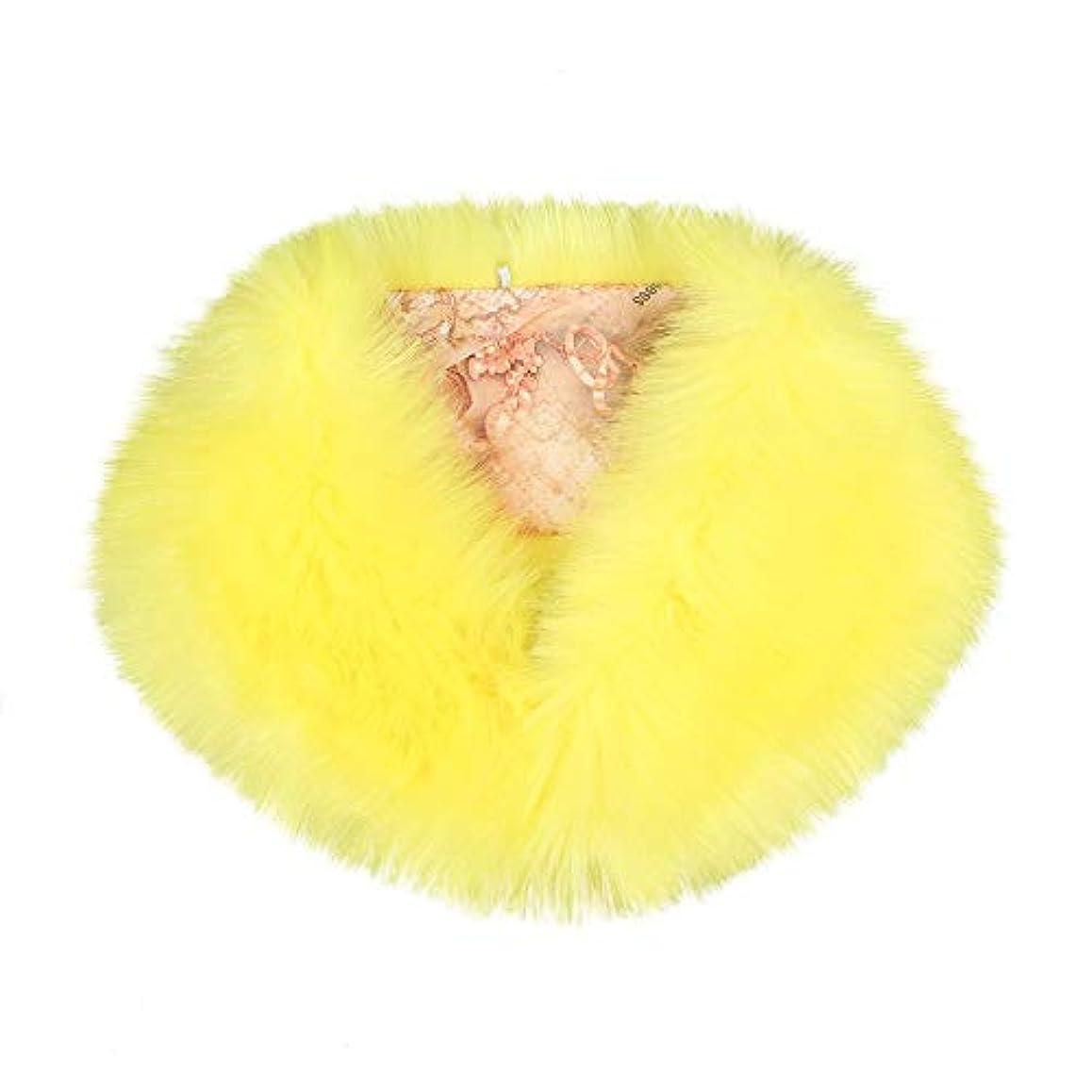大工差し引くスキームDesspo 女性のスカーフファッション毛皮模倣の草のスカーフ女性のパターン大きなスクエア厚い冬の暖かいインフィニティスカーフ