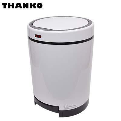 サンコー ゴミを自動吸引する掃除機ゴミ箱「クリーナーボックス」 SESVCBIN