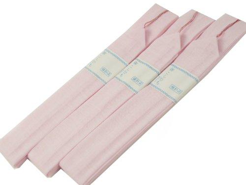 モスリン腰ひも 3本セット (ピンク)