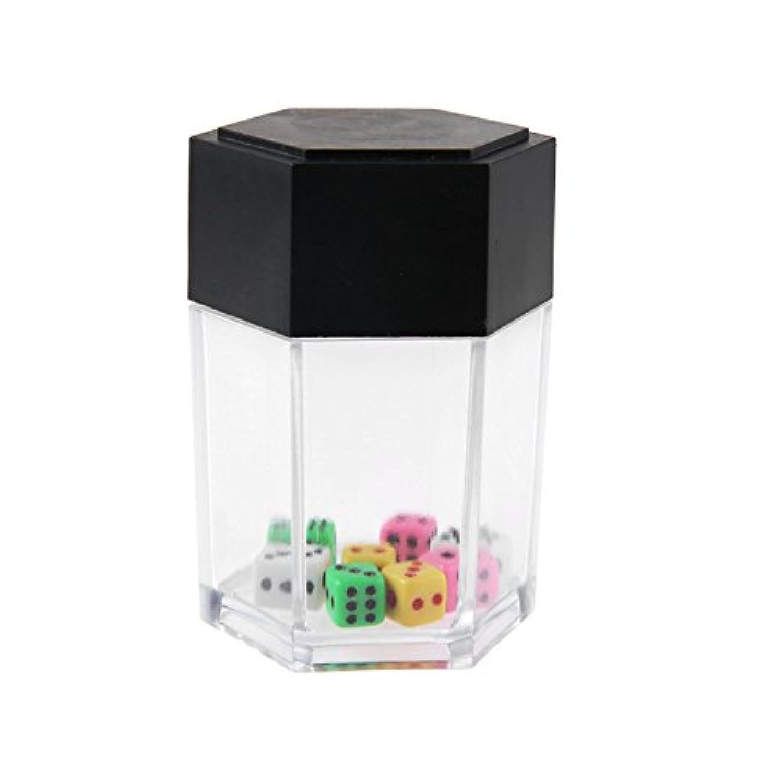 マジックダイス 爆発のダイス ミニ カラフル 手品 おもちゃ サイコロ トリック ジョーク いたずら 魔法の小道具 初級マジック