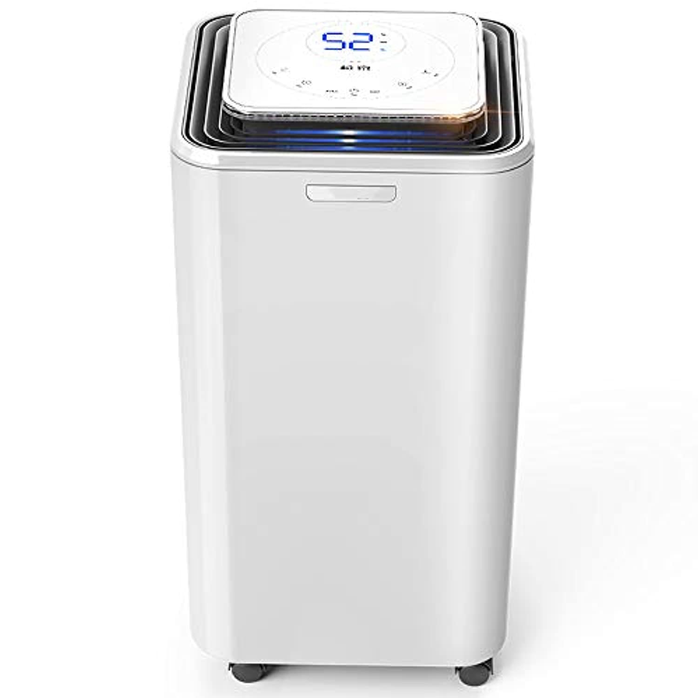 HUO 除湿器家庭用寝室用小型空気湿分吸収器ハイパワードライヤー