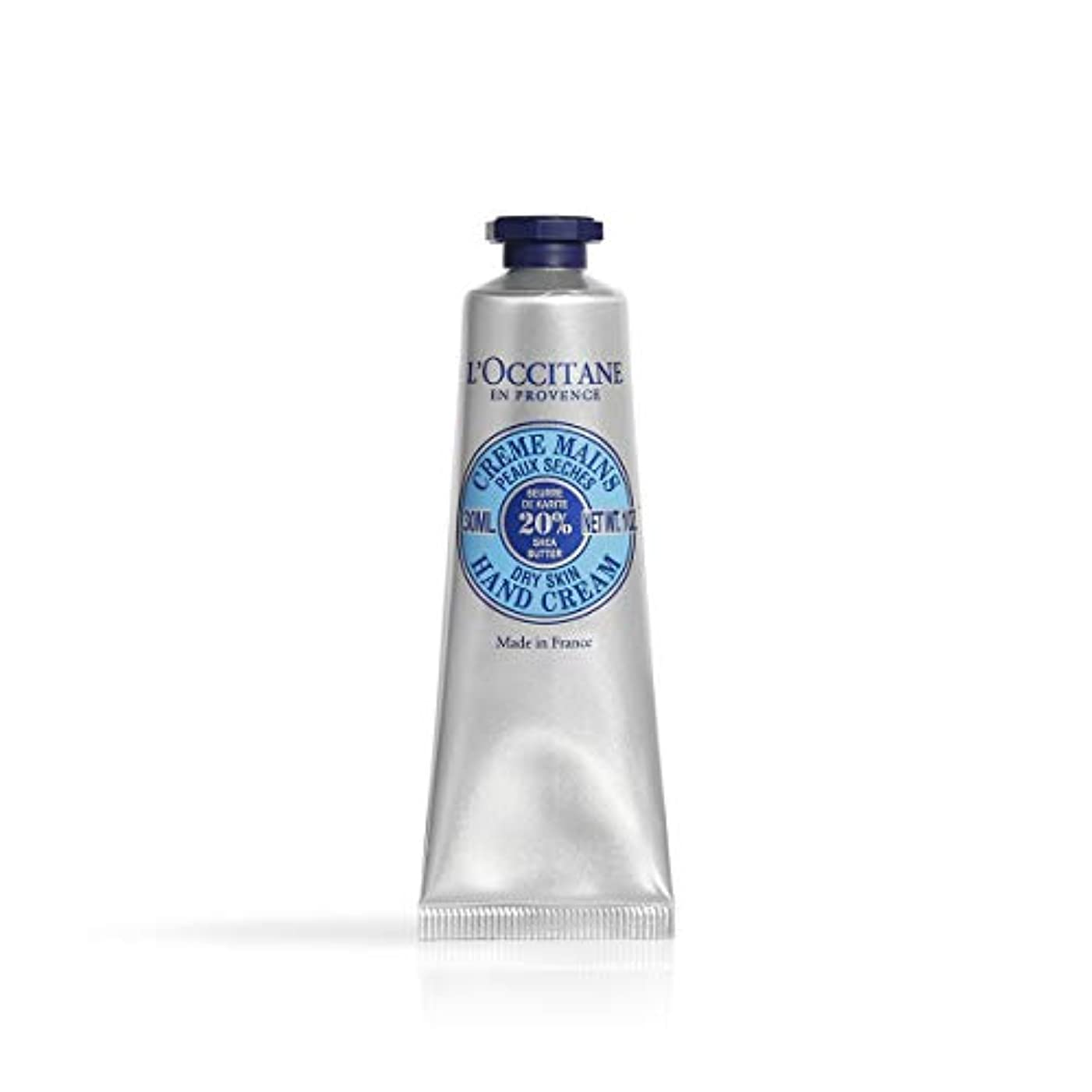 前兆モードリン蒸留するロクシタン(L'OCCITANE) シア ハンドクリーム 30ml