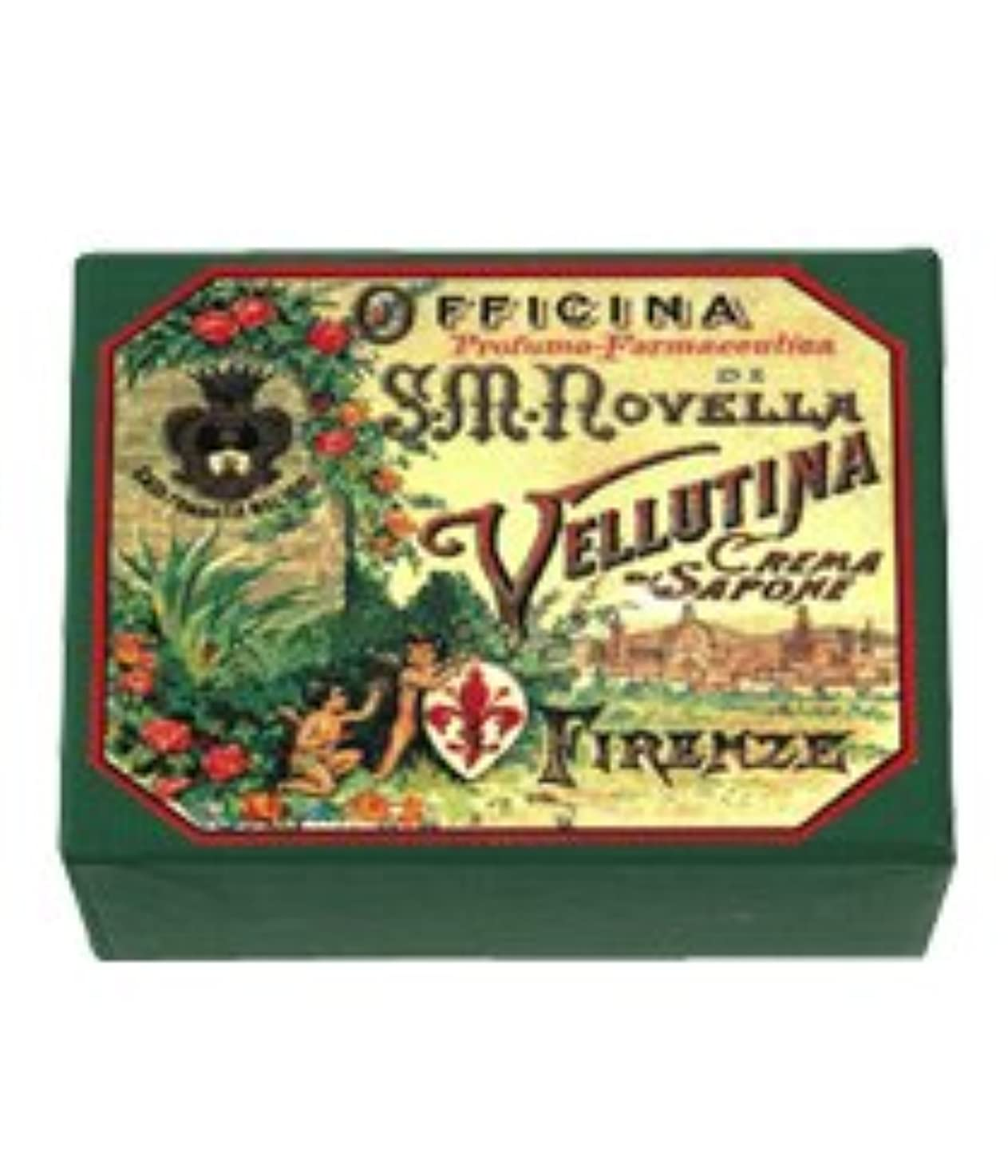 悩む履歴書新しさ【Santa Maria Novella(サンタマリアノヴェッラ )】ヴェルティーナソープ 150g Vellutina Crema di Sapone