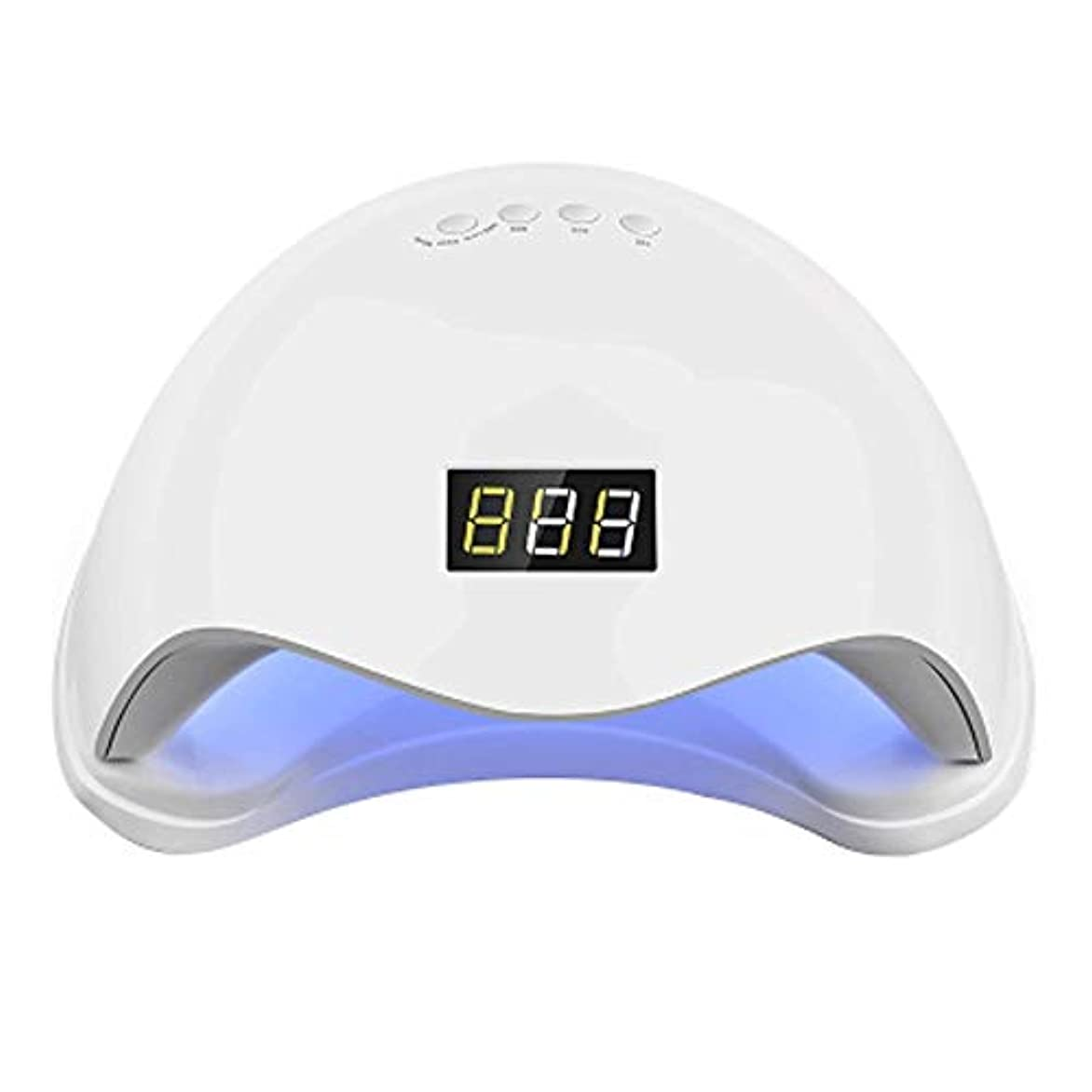 暗殺スナッチのヒープZXCVB 48W UV/LEDネイルドライヤーUVネイル硬化ランプ、10C / 30C / 60C、プロフェッショナルネイルアートでは、家庭やサロンのためにしてネイルランプ硬化36-LEDジェルネイルポリッシュ - 速乾性ジェル用ハンド/フット