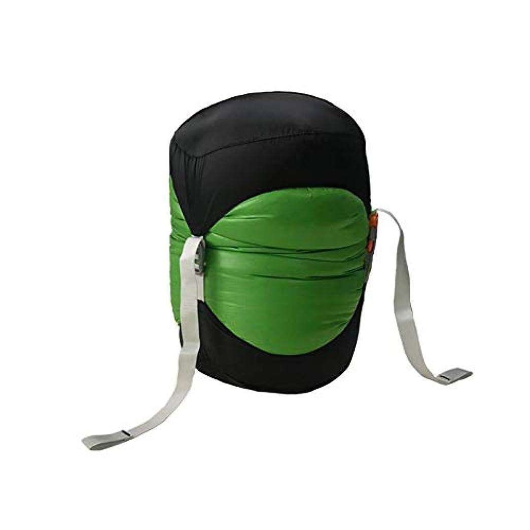 巧みな段階ペチュランススタッフ袋乾燥圧縮バッグ睡眠ランドリー旅行キャンプ防水ナイロン収納ハイキングパック調節可能,S