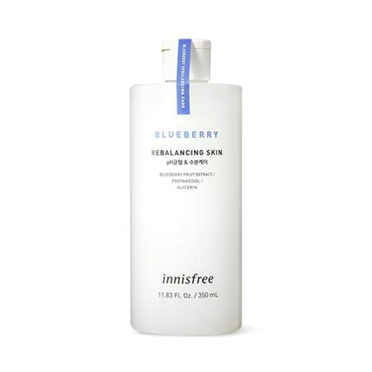 ノミネート最も遠い心理的に[イニスフリー.innisfree]ブルーベリーリバランシングスキン(2019新発売)/ Blueberry Rebalancing Skin (大容量(350ml))