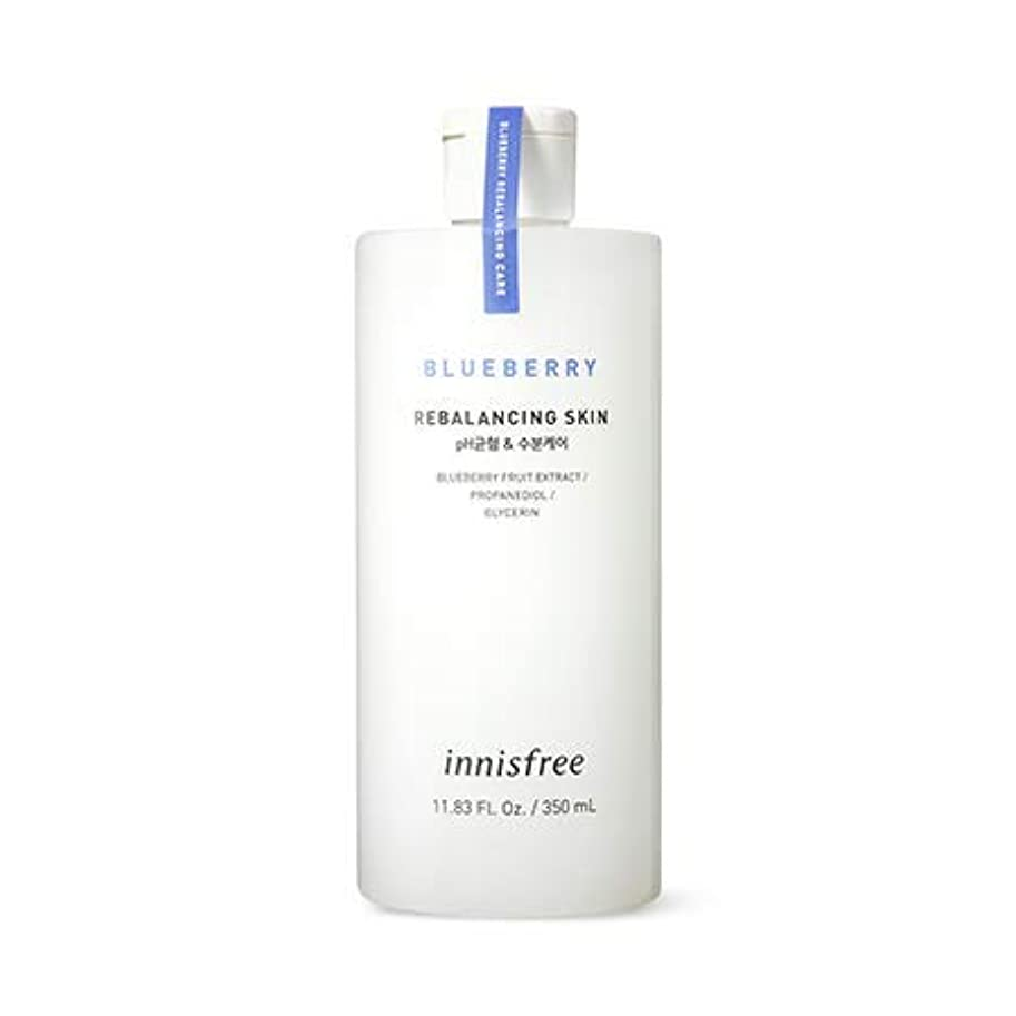 密接に拡声器喜び[イニスフリー.innisfree]ブルーベリーリバランシングスキン(2019新発売)/ Blueberry Rebalancing Skin (大容量(350ml))