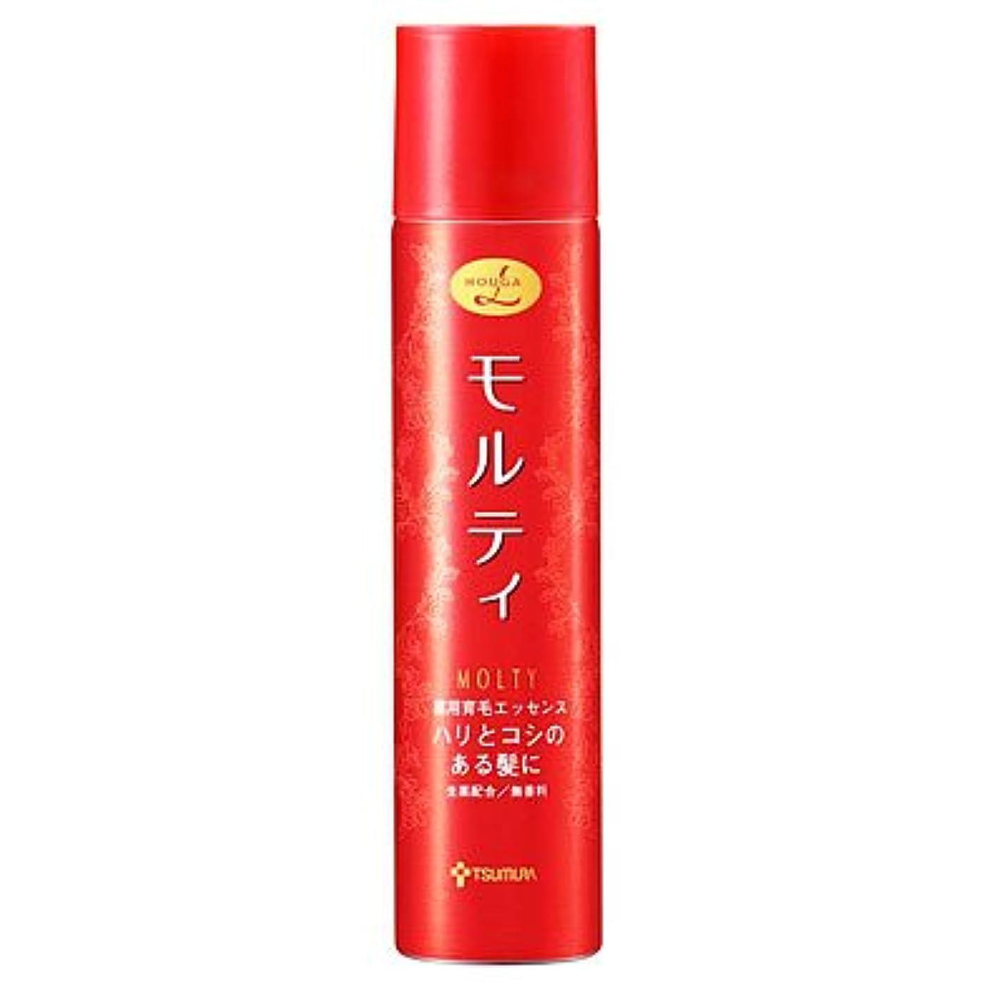 憂鬱研究郵便物モルティ 薬用育毛エッセンス ノンオイリータイプ 130g