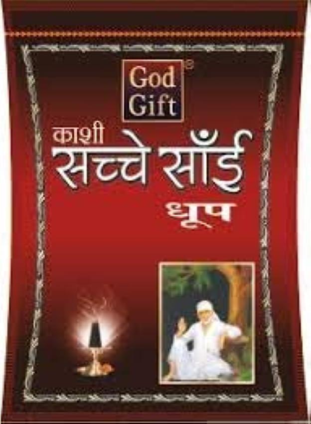 伴う海外で説教Shree Sai Incense Sticks/Agarbatti Sticks / Dhopbatti_ Pack 6